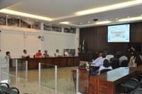 Agência reguladora esclarece aos vereadores o reajuste da tarifa de água em João Monlevade
