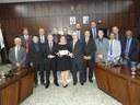 Câmara concede diploma de Honra ao Mérito ao Clube da Cerveja