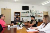Câmara de João Monlevade e Polícia Militar realizam palestra sobre comportamento seguro
