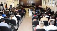 Câmara de João Monlevade presta homenagem a trabalhadores destaques com diplomas de Operário do Ano