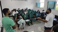 Câmara de João Monlevade promove mais um encontro do Parlamento Jovem