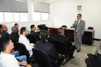 Câmara de João Monlevade recebe vereadores de Itabira para discussão sobre centro de internação para menores infratores