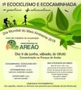 Câmara e Prefeitura celebram o Dia Mundial do Meio Ambiente com várias atividades no Parque do Areão