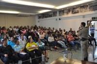 Comportamento seguro é tema de palestra com bom público na Câmara de João Monlevade
