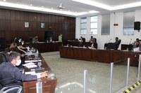 Dois projetos da Prefeitura e um da Câmara de Vereadores são lidos em reunião ordinária