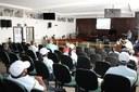Estacionamento rotativo é debatido em reunião na Câmara de Monlevade