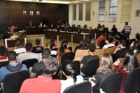 Reunião da Câmara de João Monlevade é pautada por discussões sobre segurança pública