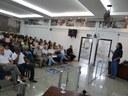 """Servidores da Câmara participam de palestra sobre """"Setembro Amarelo"""""""