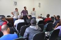 Trabalhadores pedem que Câmara intermedeie junto à ArcelorMittal Monlevade preferência para contratação de mão de obra local