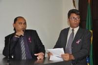 Vereadores cobram acesso à relatórios da Gerência Regional de Saúde e Vigilância em Saúde