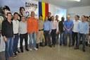 Vereadores prestigiam aniversário  de 242 anos da Polícia Militar de Minas Gerais