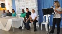 Vereadores prestigiam inauguração da Escola de Informática no Cruzeiro Celeste
