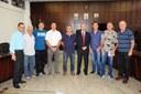 """Vereadores, servidores e população participam de capacitação por meio do """"Encontros com a Política"""""""